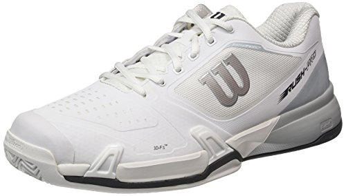 Blanc Clay Homme de Blue Chaussures Pro Gate Wilson Pearl Iron Rush 000 Tennis 2 5 White Bwfpq