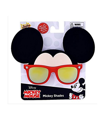 Sun-Staches - Mickey Shades - Mickey Glasses Mouse