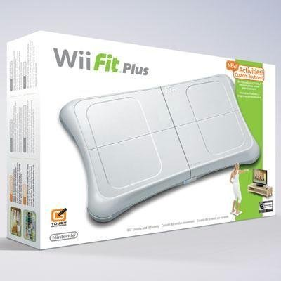 Wii Fit Plus Balance Board (Board Only)