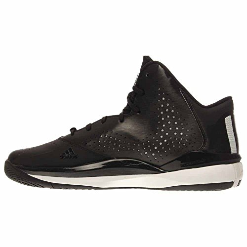 adidas Men's D Rose 773 III Black/White cheap low price ZXUA2CT