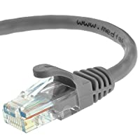 Mediabridge Cat5e Ethernet Patch Cable - RJ45 Computer Networking Cord