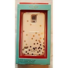 Kate Spade New York Kate Spade Hybrid Hardshell Case For Samsung Galaxy S5 Confetti Cream/Gold
