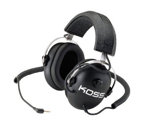 [Domestic regular goods] KOSS sealed overhead headphone passive type noise canceling equipped QZ99