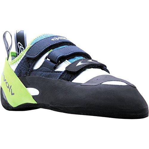 De Zapatos Supra Evolv Verde Negro Azul Escalada q1Enwf