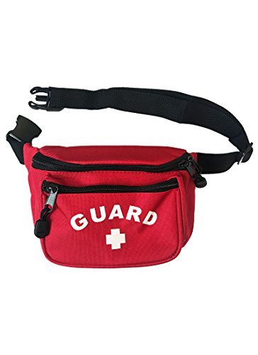 (Kemp Fanny Pack with Screen Print)