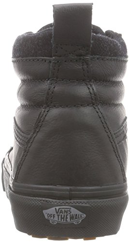 Hi Classics tm Black Leather Core SK8 Unisex Vans HqEnwS1n