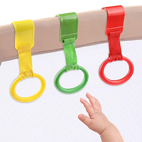 Fitfirst Baby Cot Rings, Removable Nursery Helper Rings for sale  Delivered anywhere in Canada