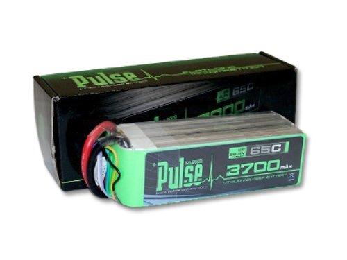 PULSE LIPO 3700mAh 22.2V 65C- ULTRA POWER SERIES ()