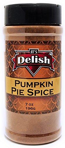 Pumpkin Pie Spice by Its Delish, 7 Oz. Medium Jar