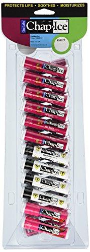 Chap-Ice Assorted Lip Balm (Pack of (0.15 Ounce Tubes Pack)