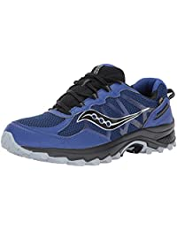 Saucony Men's Excursion TR11 GTX Running Shoes, Blue/Grey
