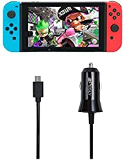 Pegly P-385 High Speed Car Charger for Nintendo Switch