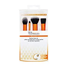 Real Techniques flawless base set with Bonus Brush Cup