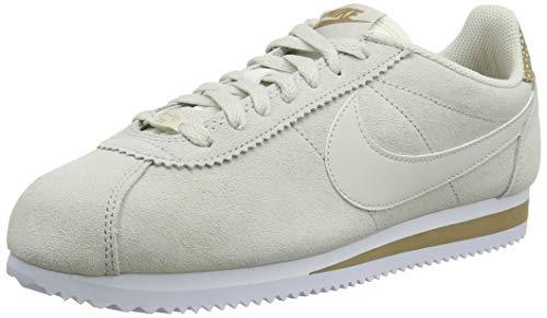 Prem Bone Donna light light canteen Scarpe 003 white Wmns Nike Cortez Fitness Multicolore Classic Da Bone 7xqqS0t