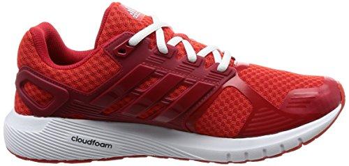 Adidas Herren Duramo 8 Laufschuhe Rot (core Rood / Scarlet / Schoeisel Wit)