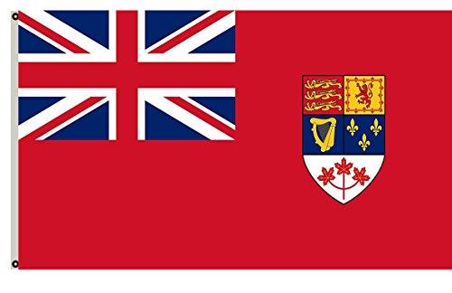 Fyon Canadian Red Ensign Flag Banner 3x5ft