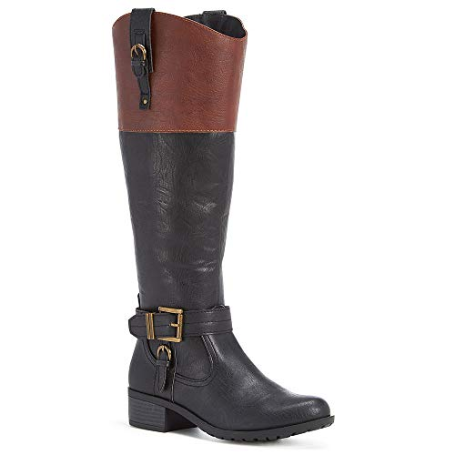 Product image of Rampage Women's Ivelia Fashion Knee High Casual Riding Boot (Available in Wide Calf)
