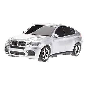 Universal Portable Power Bank in Car Shape (4000 mAh) --- COLOR:Silver