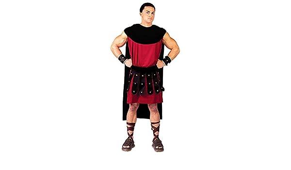 Spartacus disfraz rojo: Amazon.es: Juguetes y juegos