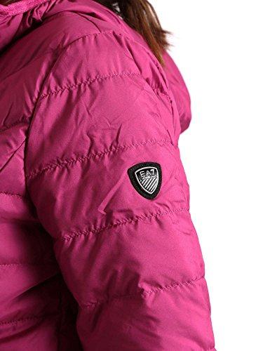 8NTB28 Xxl Fuchsia armani Women TNE1Z Down emporio Ea7 jacket FaEq7ww