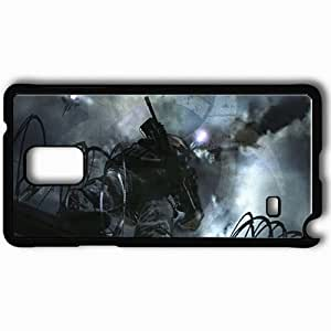 Personalized Samsung Note 4 Cell phone Case/Cover Skin 28 Weeks Later Black WANGJING JINDA