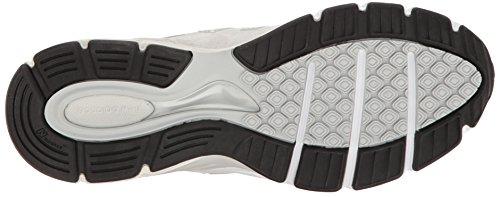 New Balance Mens 990v4 Running Shoe Cloud / White