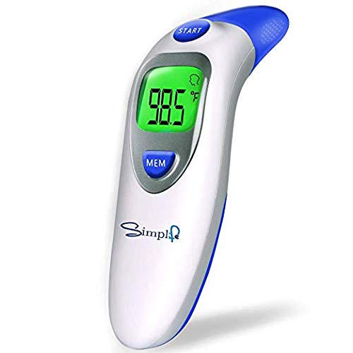 Baby Forehead Thermometer with Ear Function