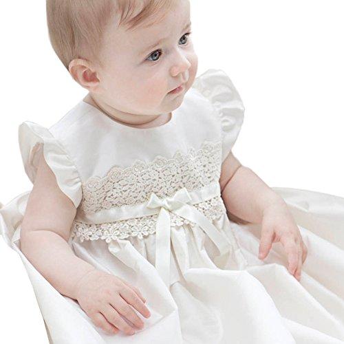AbaoweddingTaufe dchen0 Monate Baby 24 bis KleidM Wei zpqVSMLUG