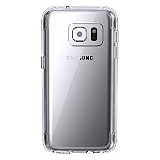 Griffin Cell Phone Case for Samsung Galaxy S7 - Retail Packaging - Clear/Clear