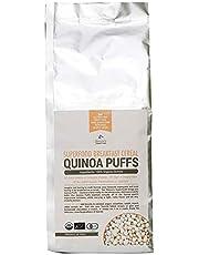 Nature's Superfoods Organic Breakfast Cereals: Quinoa Puffs, 300g