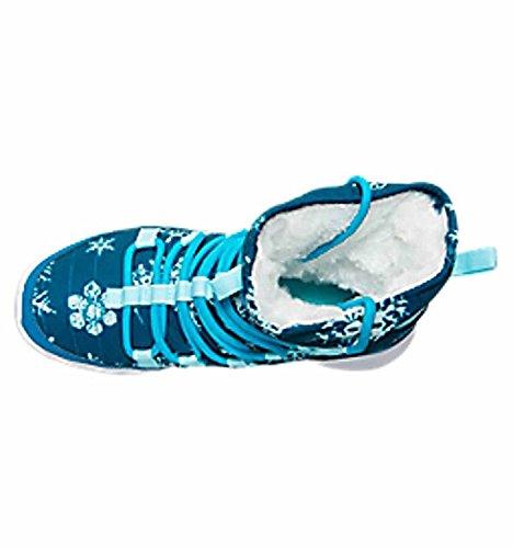 Nike Ungdom Piger Roshe En Hi Print Klipning Støvler Blå / Hvid Brigade Blå / Blå Lagune / Copa nlA3qmEr