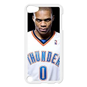 iPod Touch 5 Case White Russell Westbrook wrhk