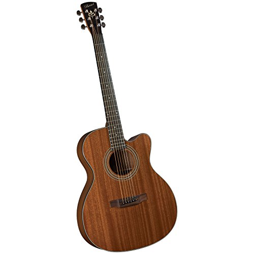 Bristol by Blueridge 6 String Bristol BM-15CE 000 Cutaway Acoustic-Electric Guitar (