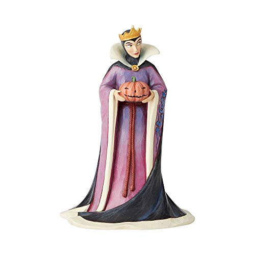 Enesco Disney Traditions by Jim Shore Evil Queen Halloween Figurine -