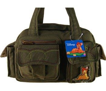disney bambi purse handbag bag green