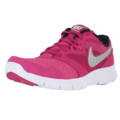 Nike 653701 400 - Zapatillas de fitness Niños Hot Pink/Fireberry