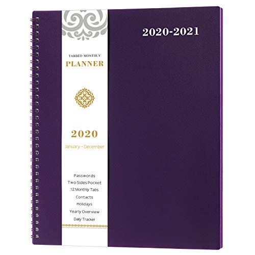 2020-2021 Monthly Calendar...