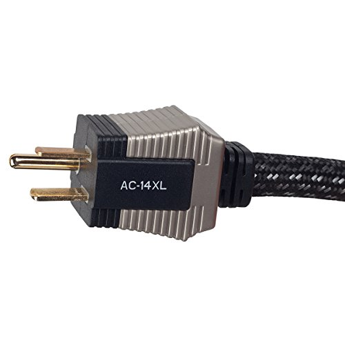 Ac Voltage Wire Identifier Tool : Pangea audio ac xl c power cable w connector