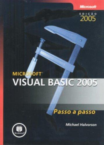 Baixar Livro Microsoft Visual Basic 2005 Passo a Passo em ...