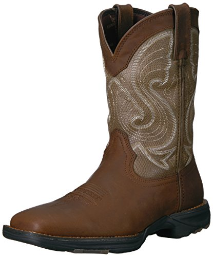 Durango Womens Drd0182 Western Boot Coffee/Latte 3PuKHX3