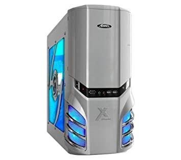Advance 8813s Neo X Blade Caja PC Gamer (plástico, ATX), Plata: Amazon.es: Informática