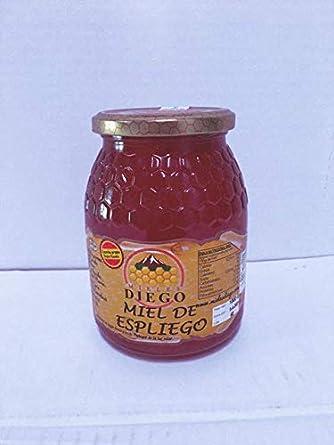 Miel de Espliego 1 Kg: Amazon.es: Alimentación y bebidas