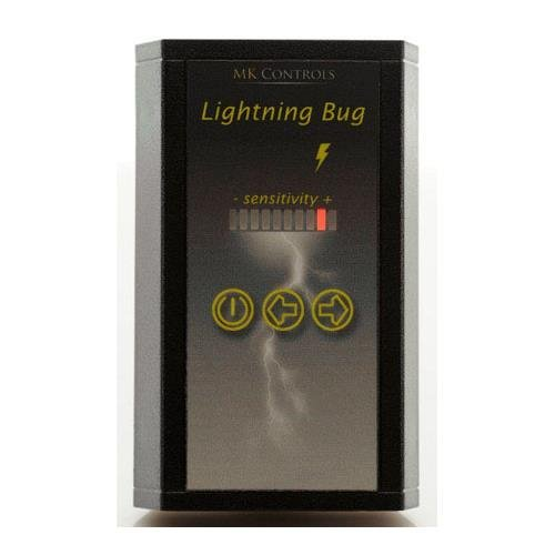 MK Controls Lightning Bug - Camera Trigger for Photographing Lightning Bolts With Cable #232 Compatible with Olympus USB Port