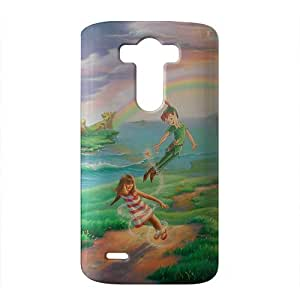 Cool-benz peter pan (3D)Phone Case for LG G3