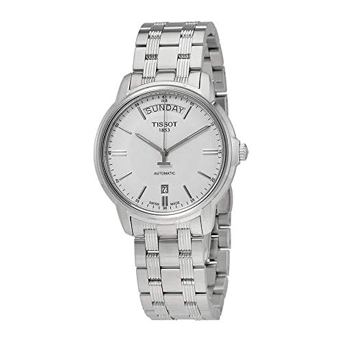 Tissot T-Classic Automatic III White Dial Mens Watch T065.930.11.031.00
