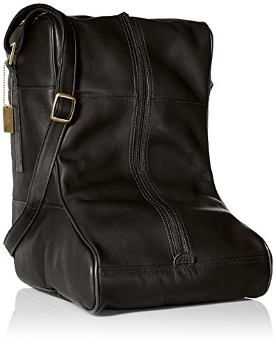 Claire Chase Ranchero Boot Bag, Black by ClaireChase (Image #6)