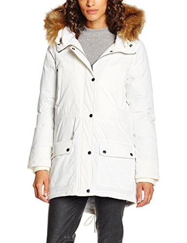 NYC Blanc Schott Femme 10 Jktluciaw Blouson pfndwTq
