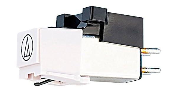 Audio Technica pastilla de sistema para DJ Tech Tocadiscos USB ...