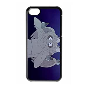 iPhone 5c Phone Cover Black Disney The Hunchback of Notre Dame Character Laverne EUA15970121 Phone Cover Cover