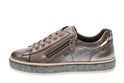 A806670d Nero Mujer Zapatos Zapatillas Bajas 115 Acero Giardini nX1XwHxEqv